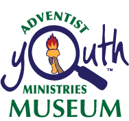 Adventist Youth Ministries Museum Logo